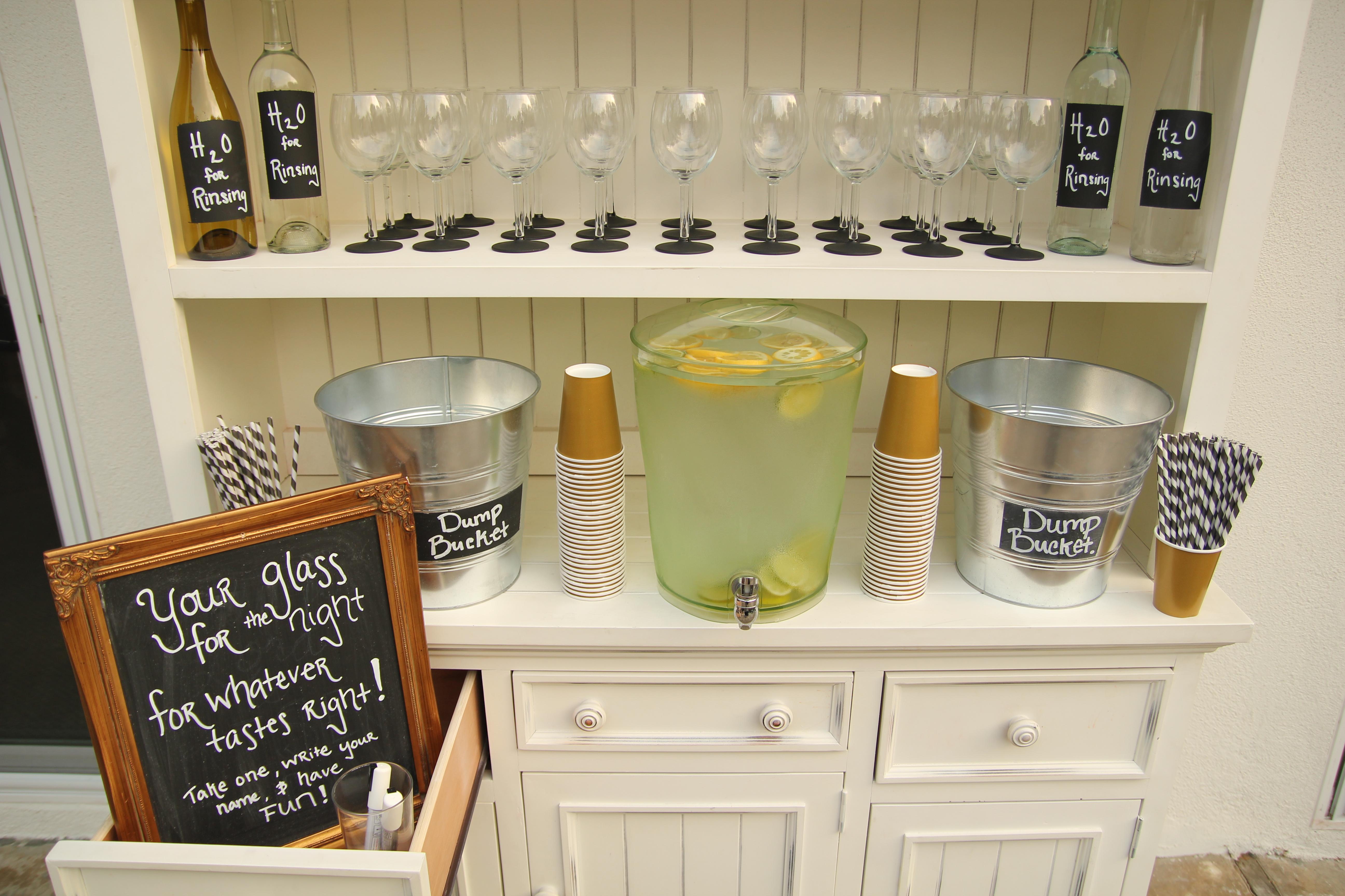 Prime Wine Birthday Party Sweetly Lemon